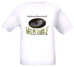 Wherewolf Official T-shirt White