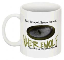 Wherewolf mug WHITE