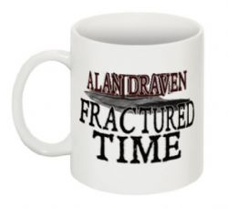 Fractured Time Official Mug