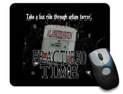 Fractured Time Official Mouse Pad