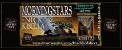 Morningstars Full-sized Convention Banner