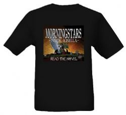 Morningstars Official T-shirt -Black