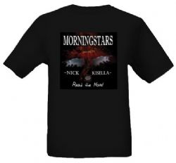 Morningstars Limited Edition Falling From Hell T-shirt